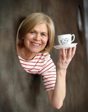 TV Personality Anne Cassin launches the Enable Ireland Brilliant Women Tea Party
