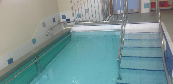 Kerry hydro therapy pool